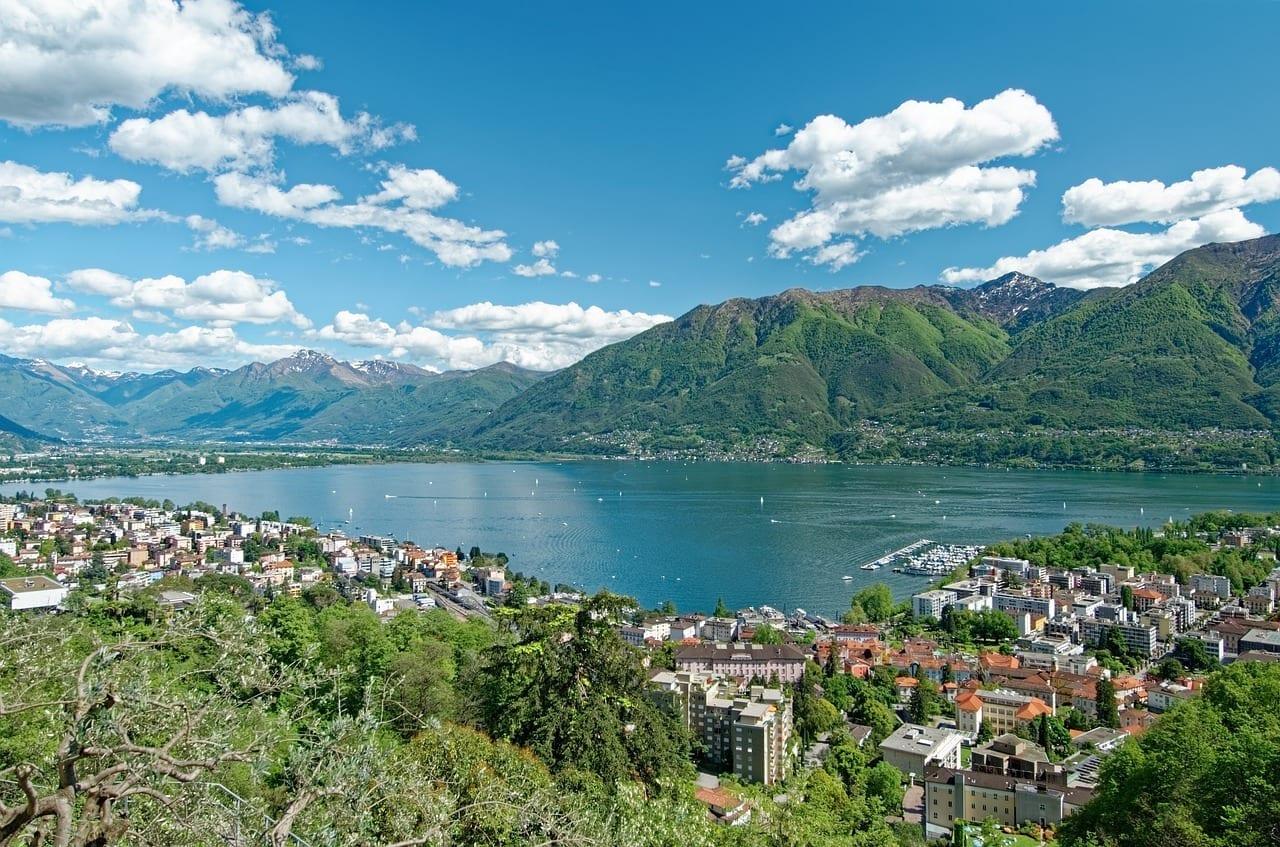 Suiza Ticino Locarno Suiza