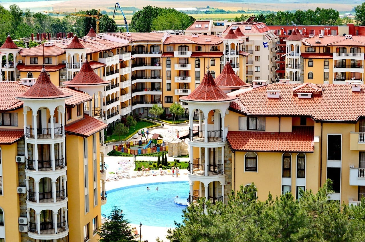 Sunny Beach Recurso Verano Bulgaria