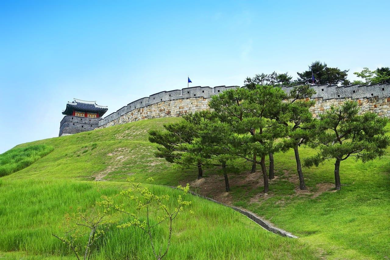 Suwon Marte República De Corea Corea del Sur