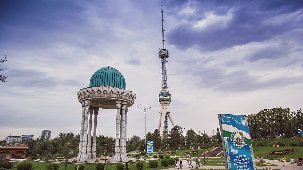 Tashkent 2017 Uzbekistán Uzbekistán