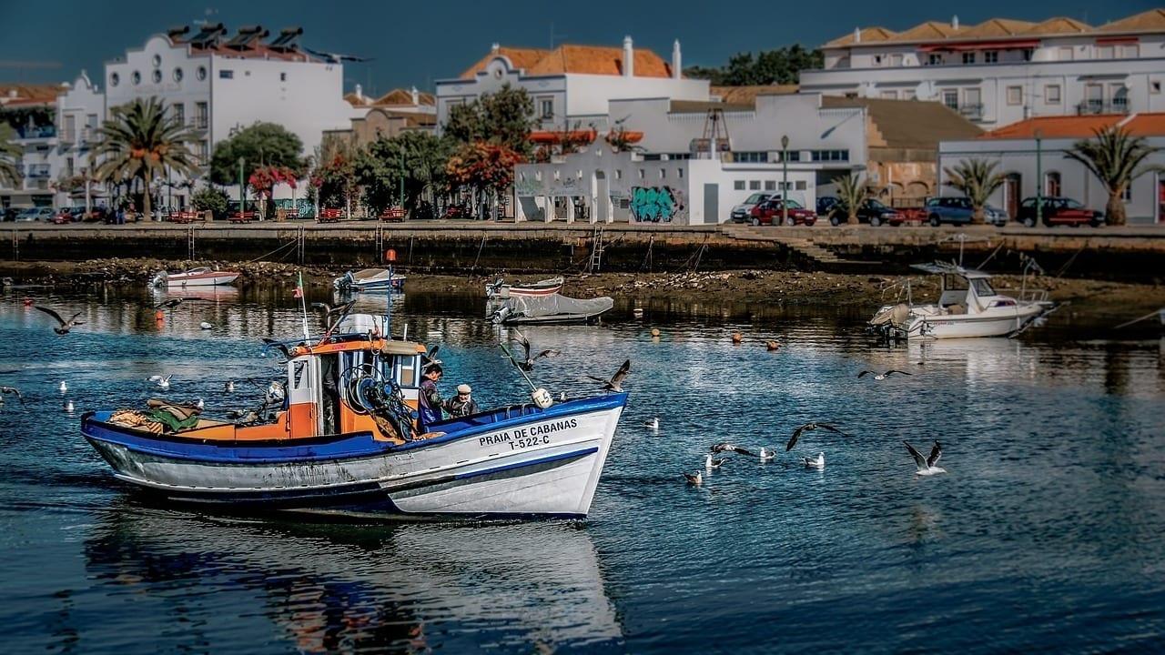 Tavira Algarve El Agua Portugal
