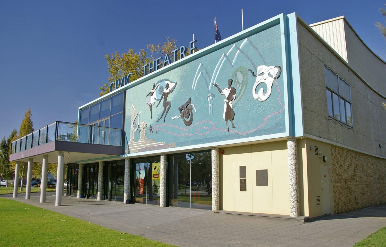Teatro Cívico Wagga Wagga Australia