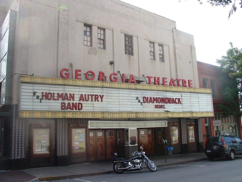 Teatro de Georgia Athens GA Estados Unidos