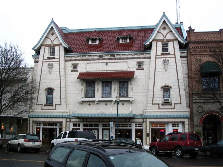 Teatro Histórico de la Libertad Walla Walla WA Estados Unidos