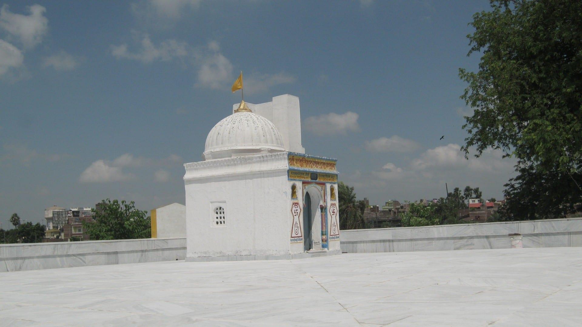 Templo de Kamaldah Jain Patna India