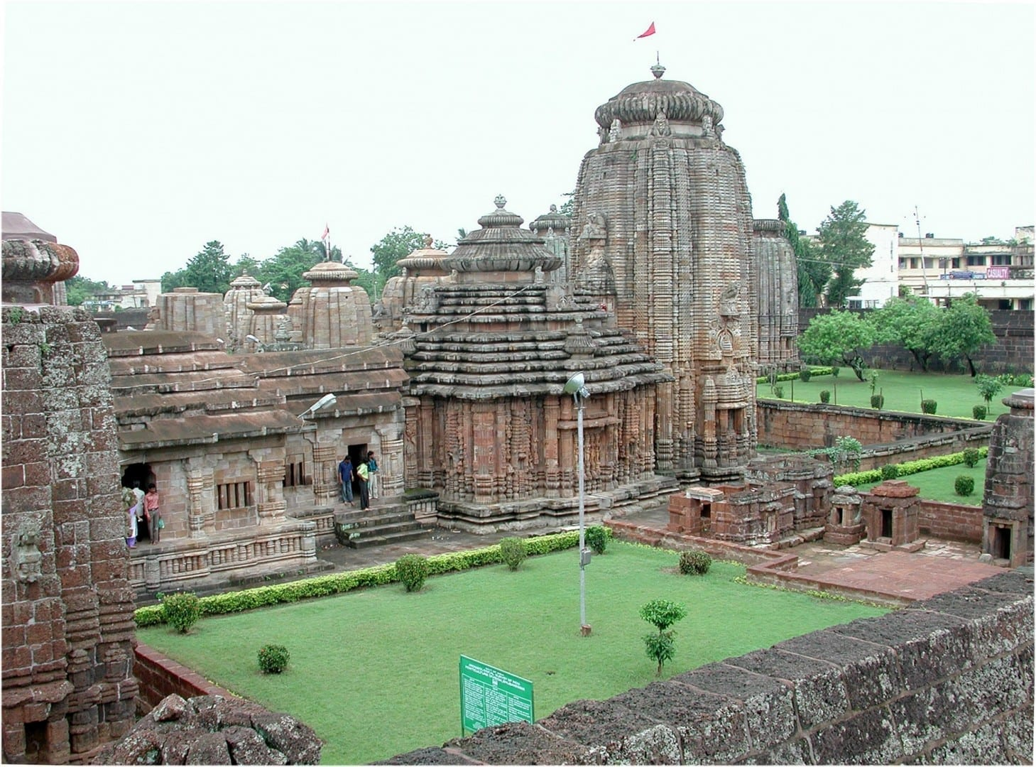 Templo Lingraj Bhubaneswar India