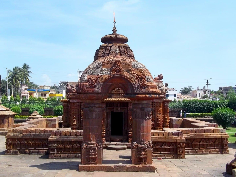Templo Muktesvara Bhubaneswar India