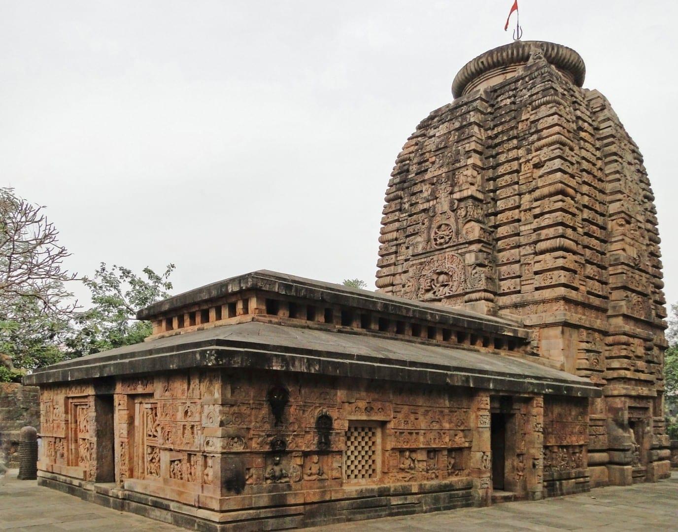 Templo Parasuramesvara Bhubaneswar India