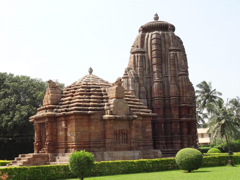 Templo Rajarani Bhubaneswar India