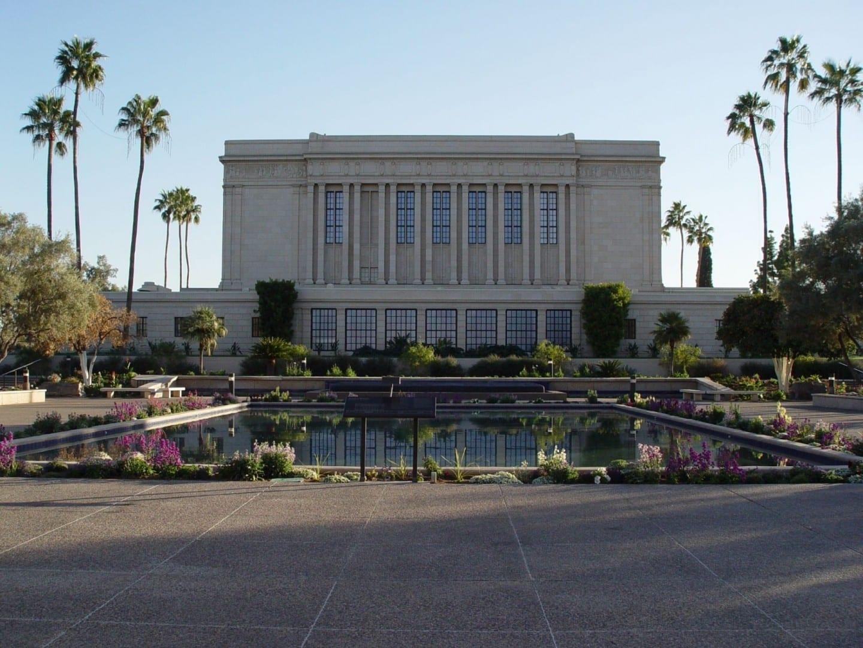 Templo SUD de Mesa Mesa AZ Estados Unidos