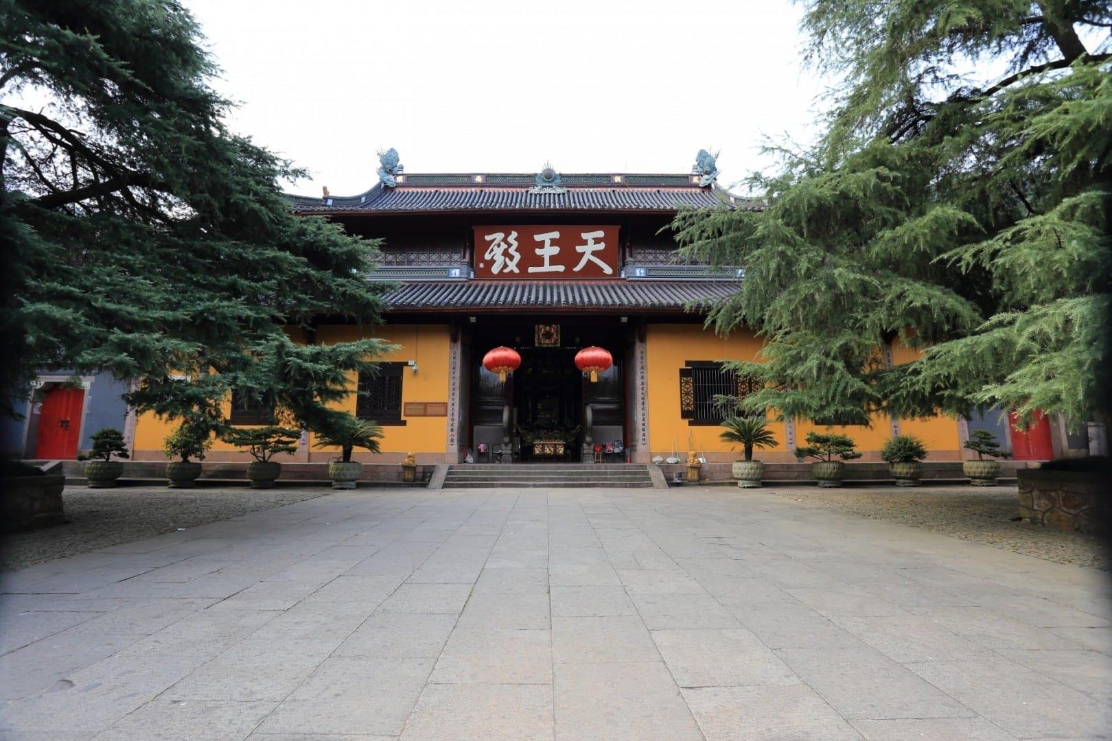 Templo Tiantong (天童寺) Ningbo China
