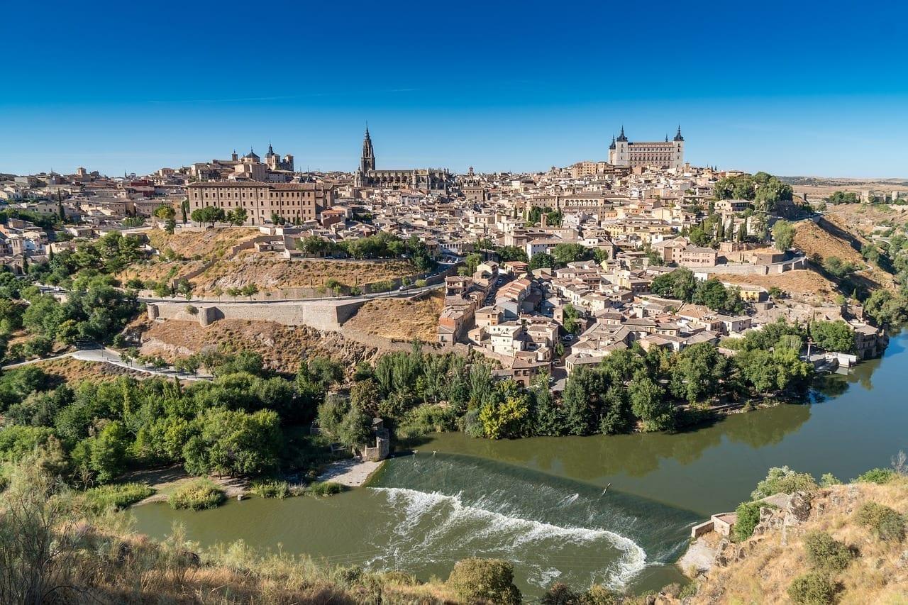 Toledo España Paisaje España