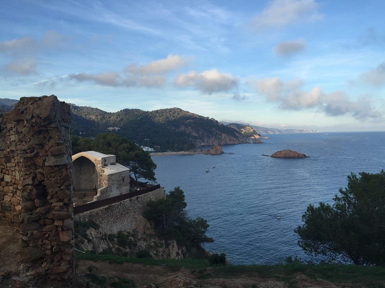 Tossa De Mar España Costa España