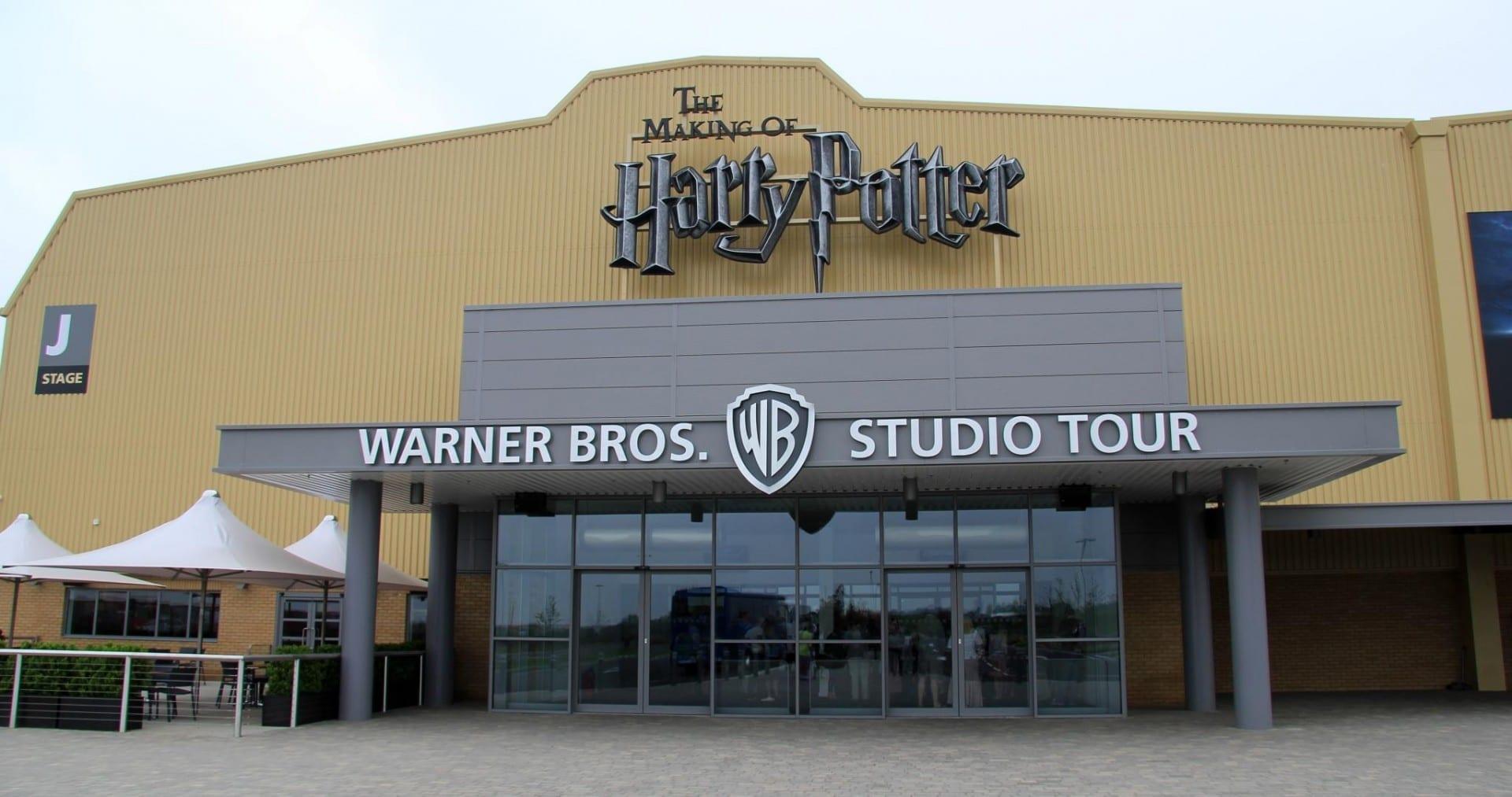 Tour de estudio de Warner Bros. Watford Reino Unido