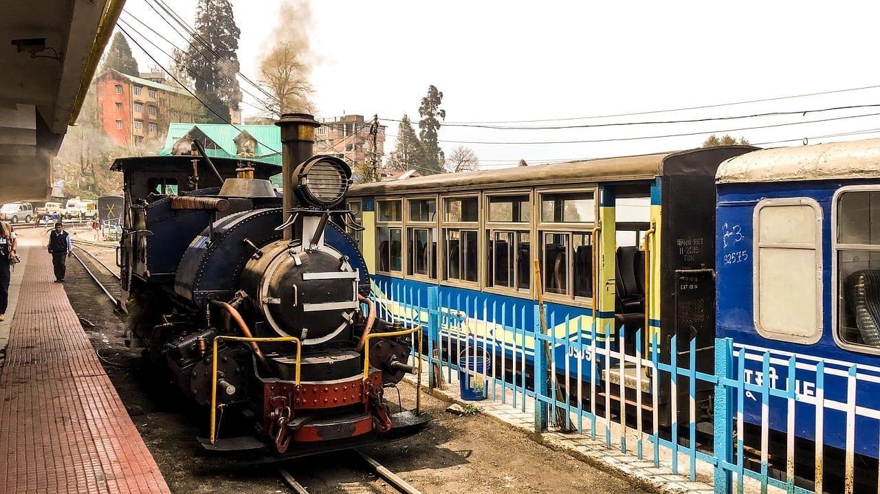 Tren De Juguete Darjeeling Tren India