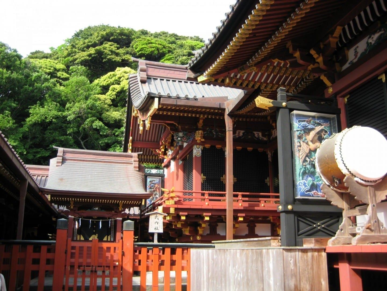 Tsurugaoka Hachimangū Santuario Kamakura Japón