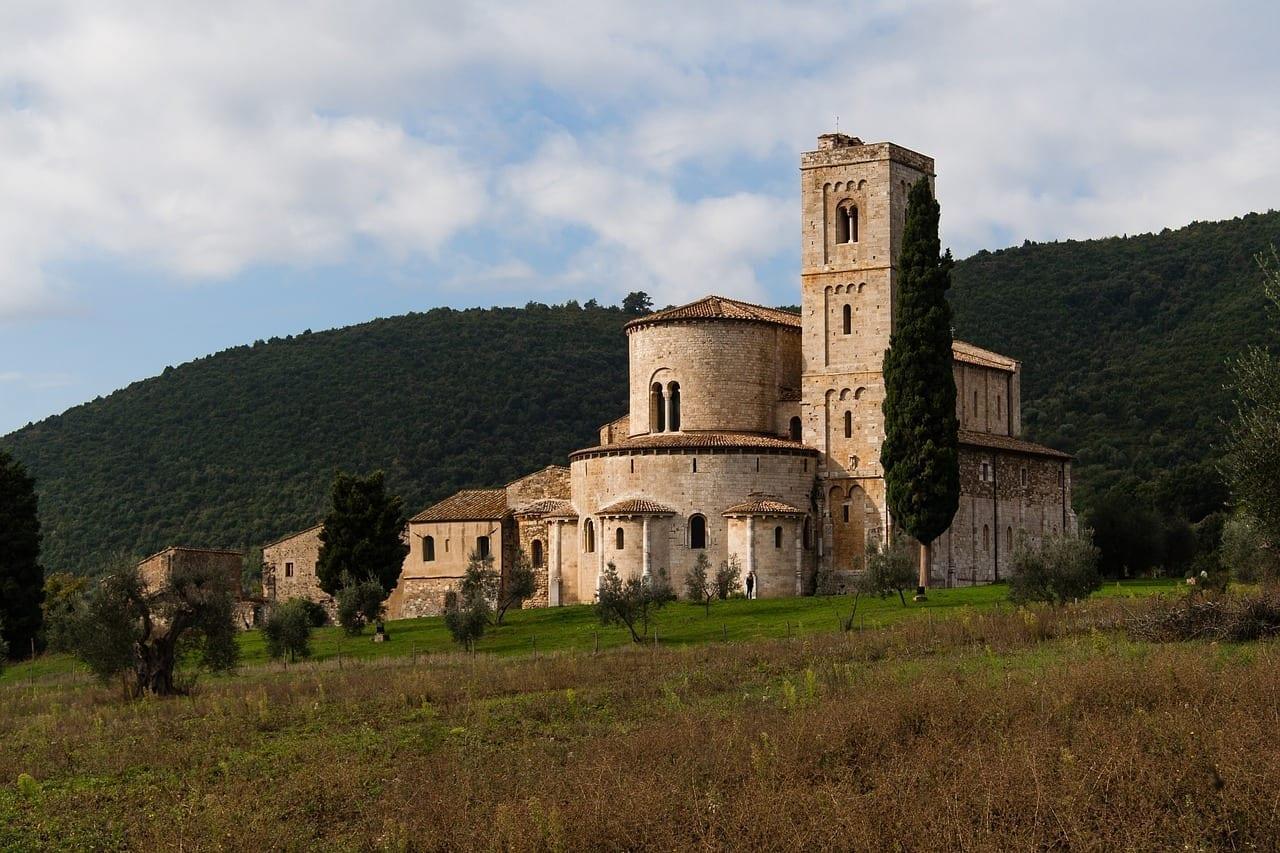 Tuscany Prato Abadía Italia