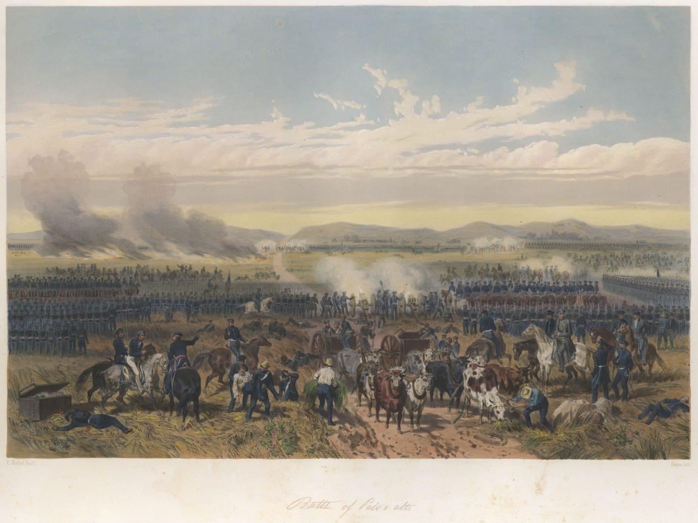 Una de las batallas más importantes de la Guerra México-Americana se libró en Brownsville Brownsville Estados Unidos