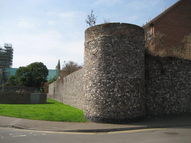 Una torre sobreviviente, Gran Yarmouth Great Yarmouth Reino Unido