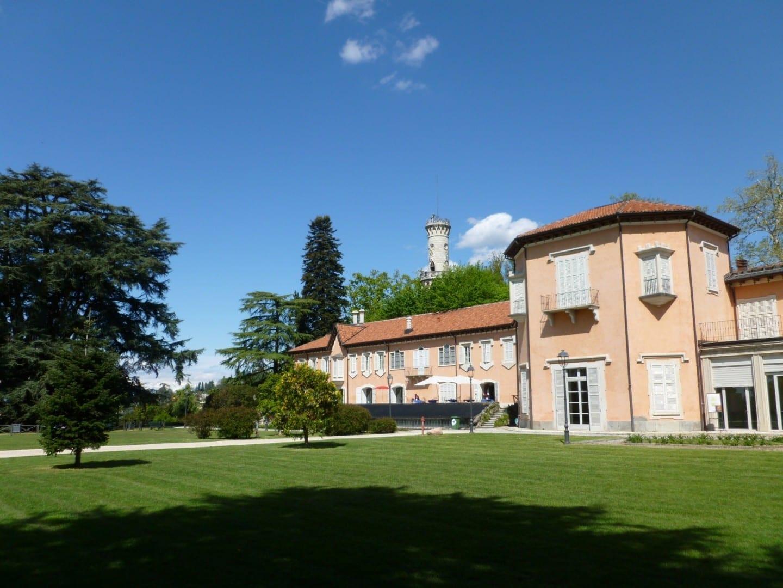 Villa Mirabello Varese Italia