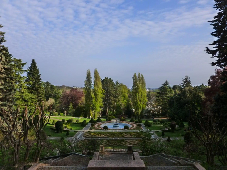 Villa Toeplitz Varese Italia