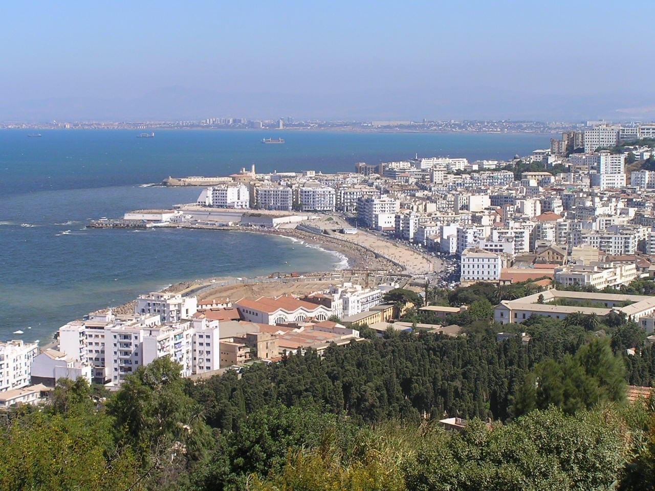 Vista de Argel Argel Argelia