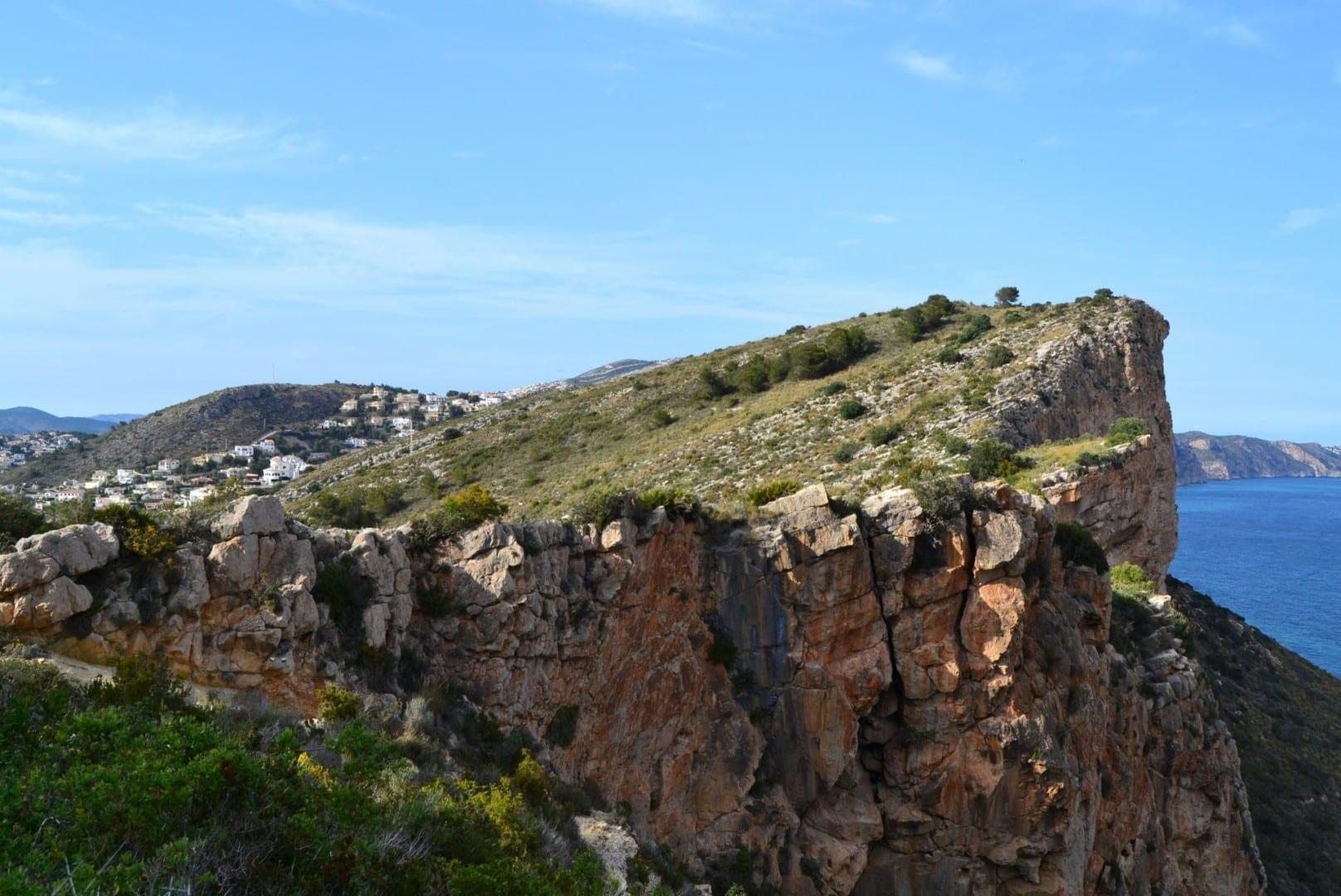 Vista desde el Cap d'Or Moraira España