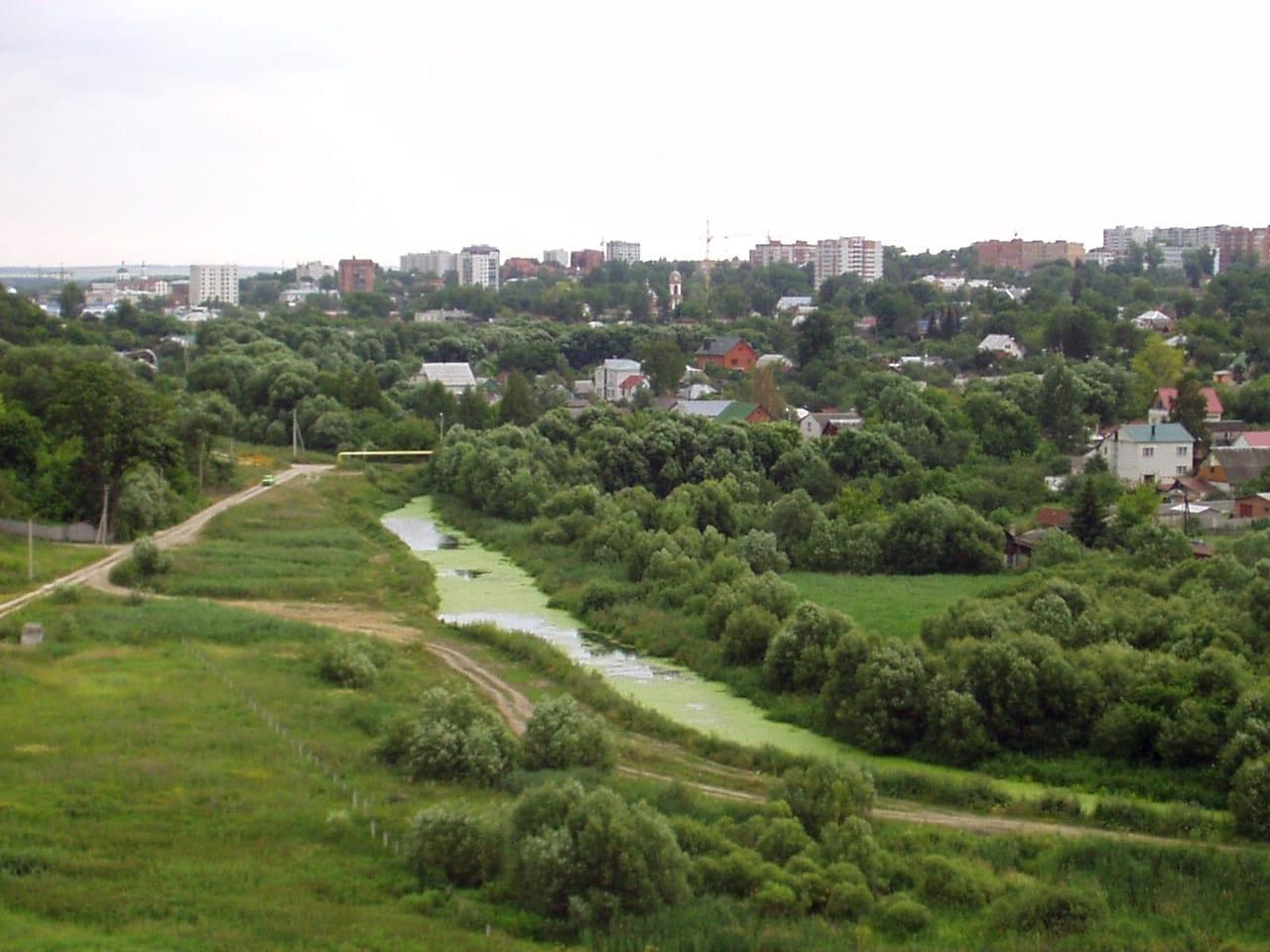 Vista general de Kursk Kursk Rusia