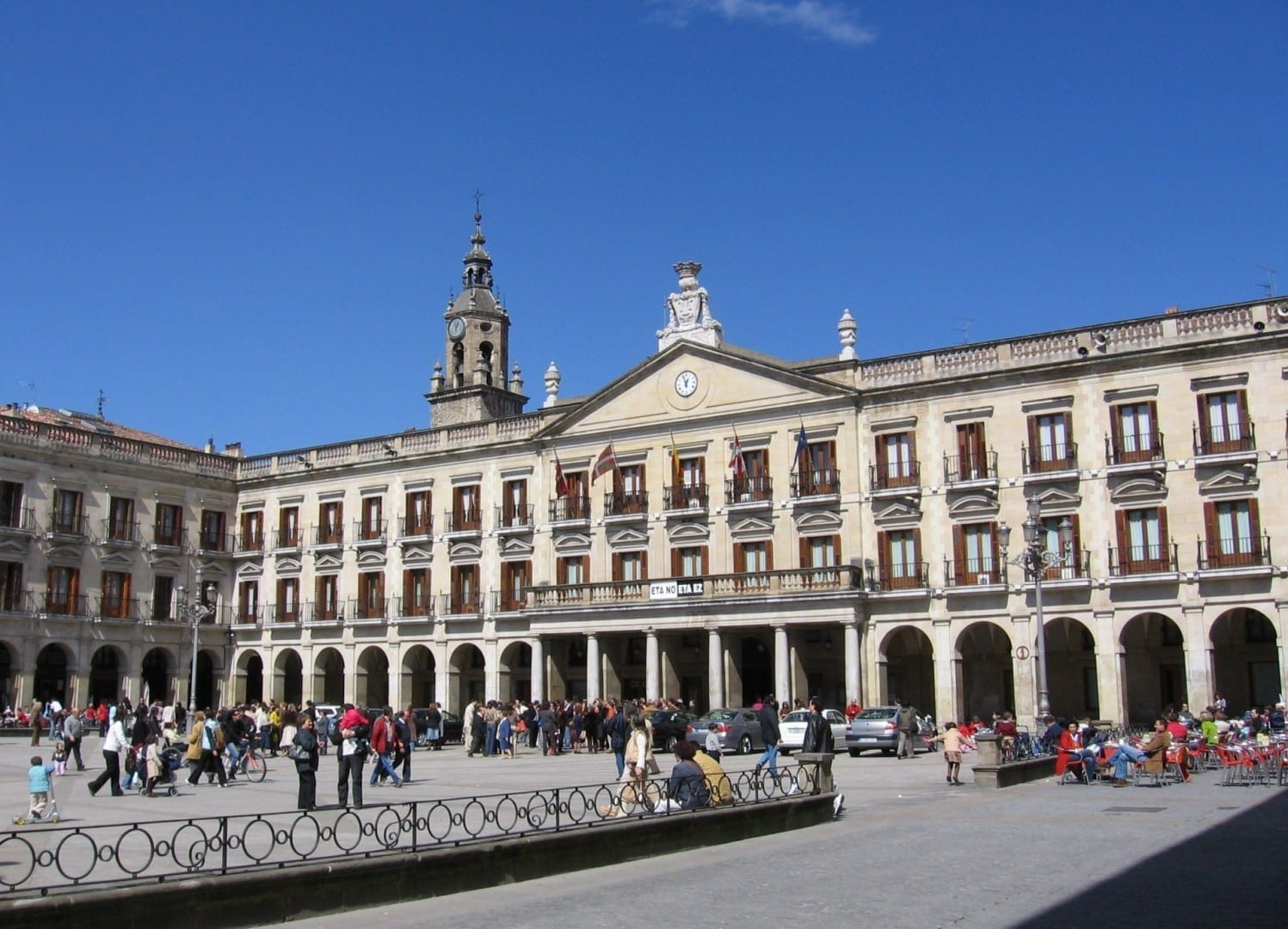 Vitoria-Gasteiz, Plaza Nueva Vitoria-Gasteiz España