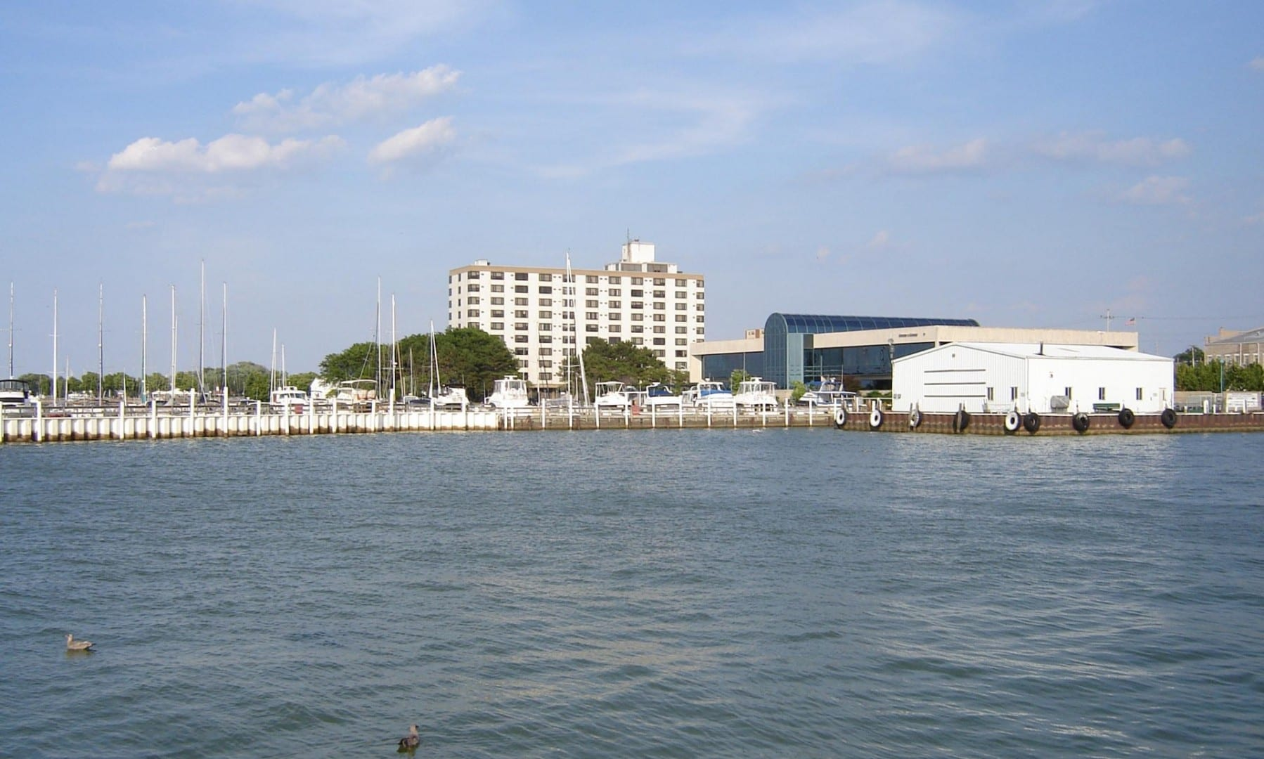 Waterfront Sandusky OH Estados Unidos