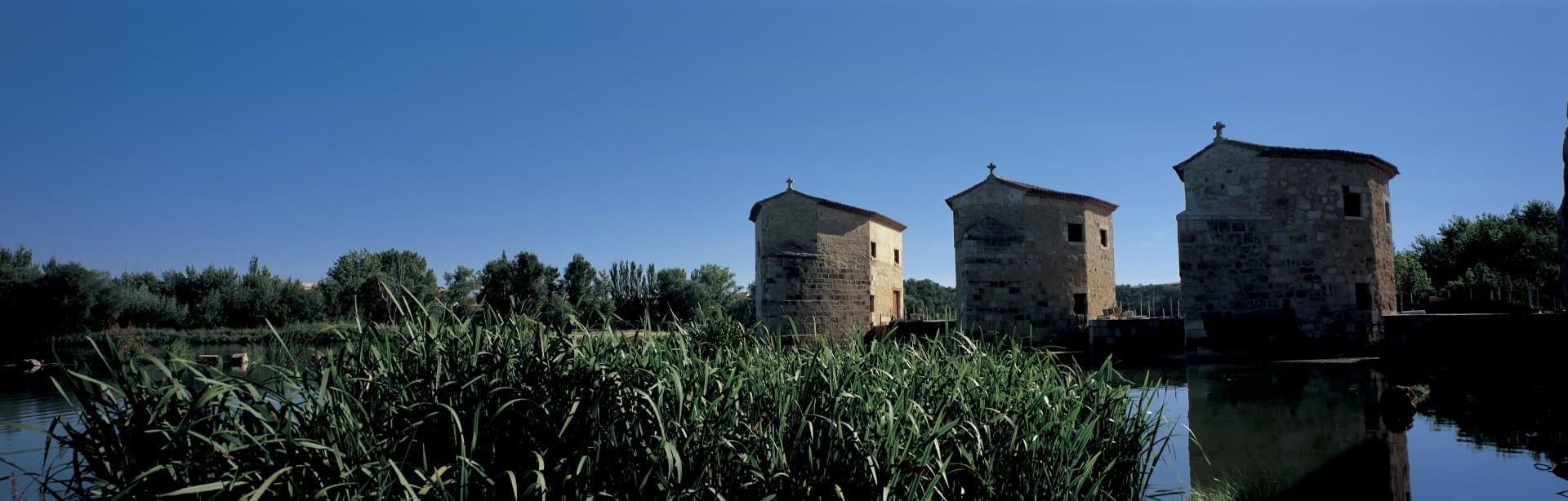 Watermills Aceñas de Olivares Zamora España