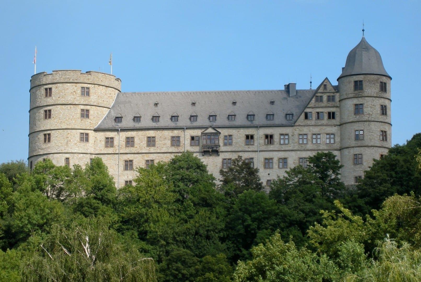 Wewelsburg Paderborn Alemania