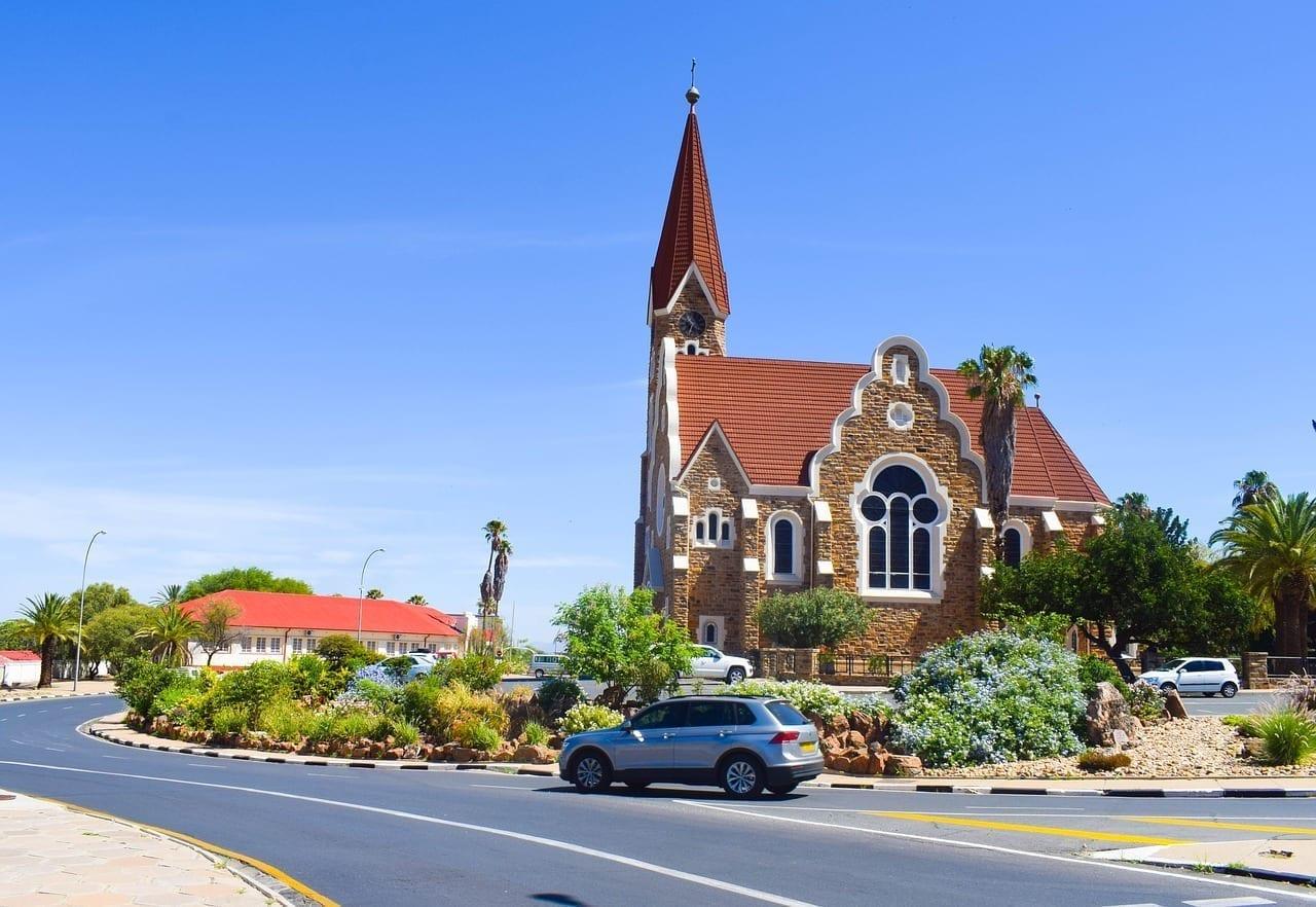 Windhoek Namibia áfrica Namibia