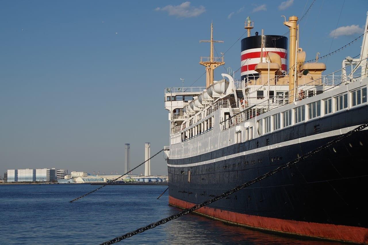 Yokohama Hikawa Maru Parque De Yamashita Japón