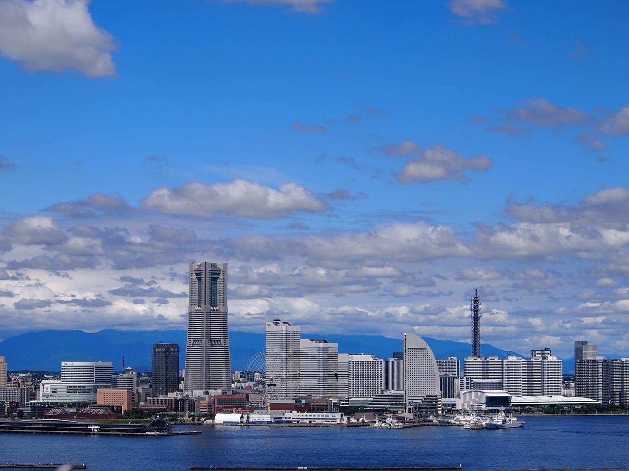 Yokohama Minato Mirai Landmark Tower Japón