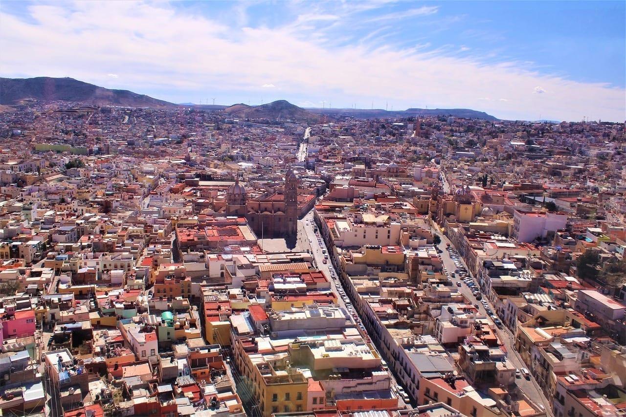 Zacatecas Mexico Arquitectura México