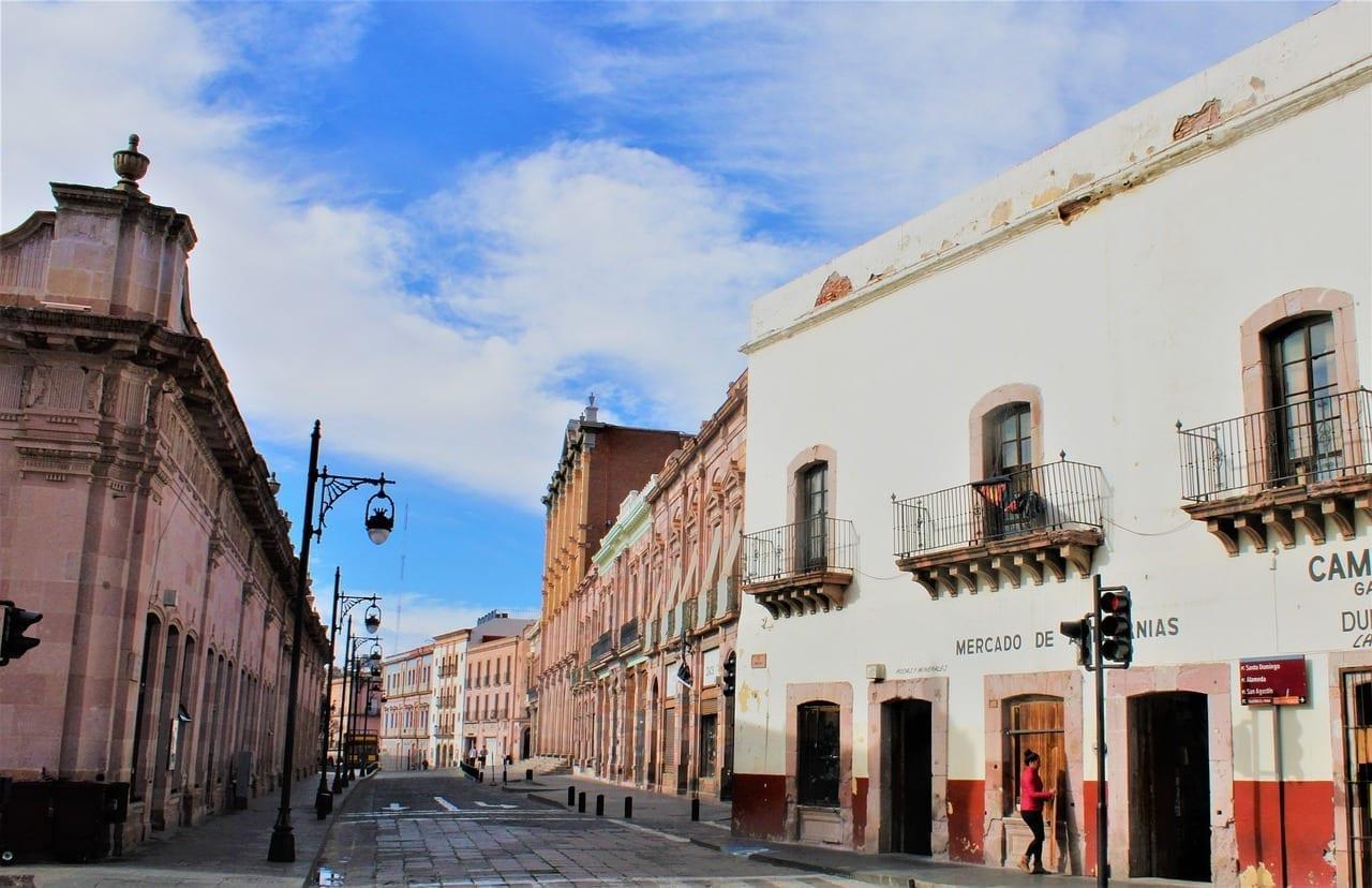 Zacatecas Mexico Ciudad México