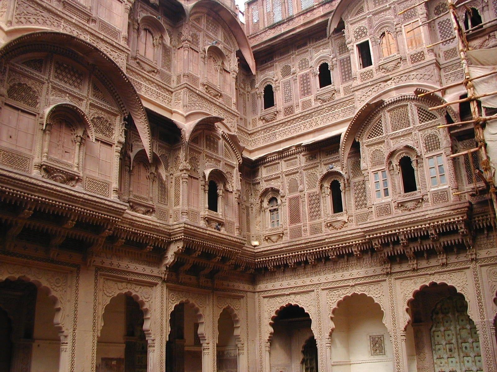 Zenana Deodi Jodhpur India