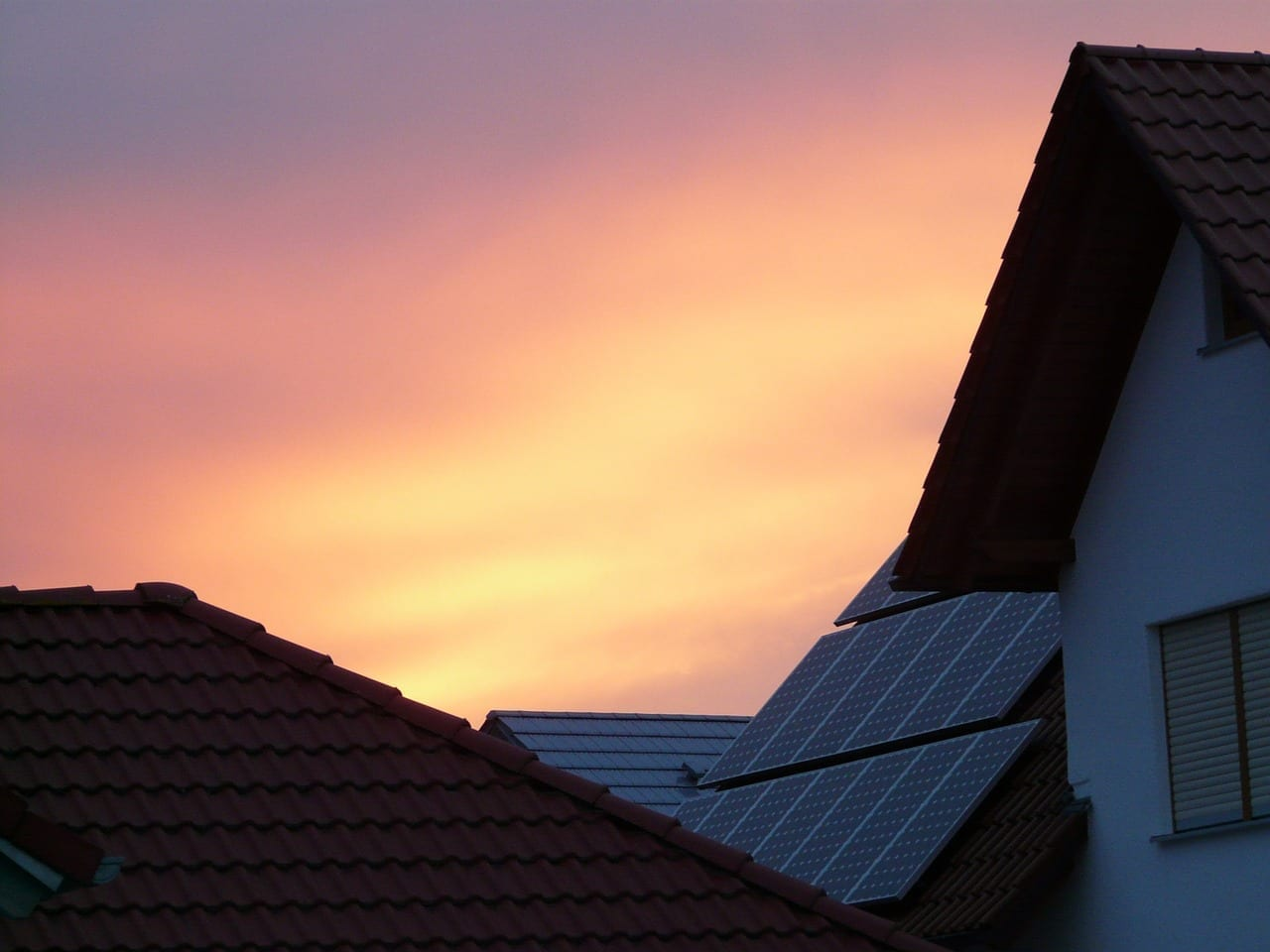 Aguilón Las Células Solares Casa España