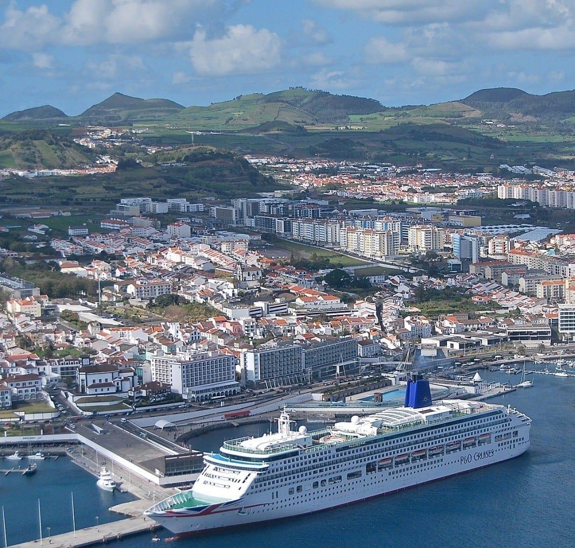 Aire Azores Buques Portugal