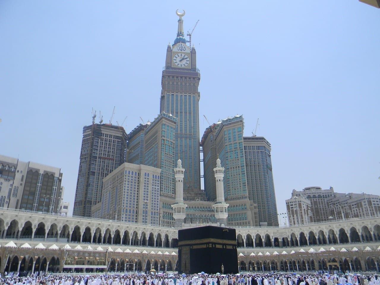 Al Abrar La Meca Arquitectura La Construcción De Arabia Saudí