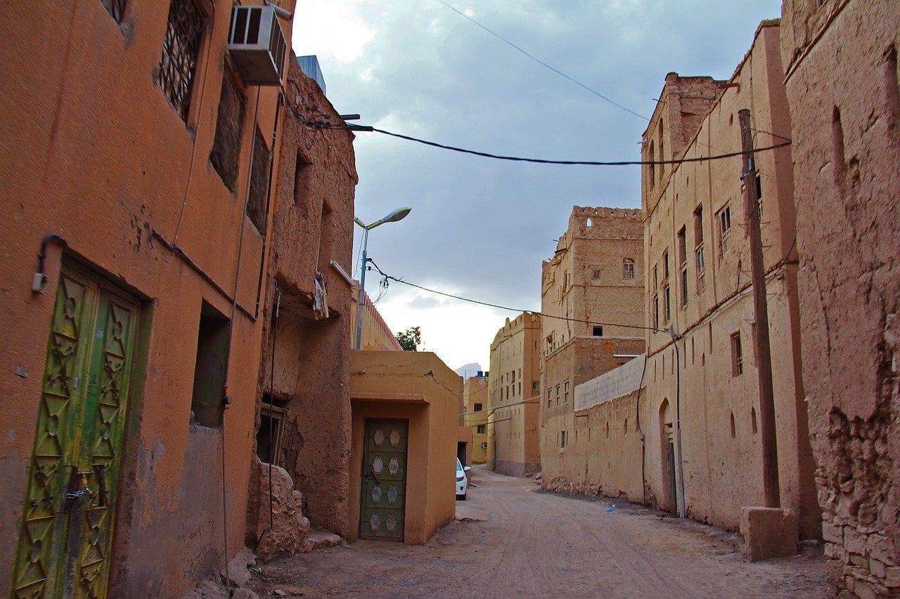Al Hamra Nizwa Omán Omán
