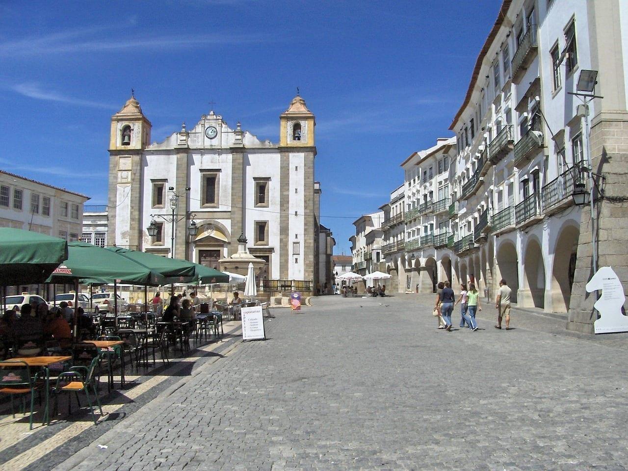 Alentejo Portugal Arquitectura Portugal