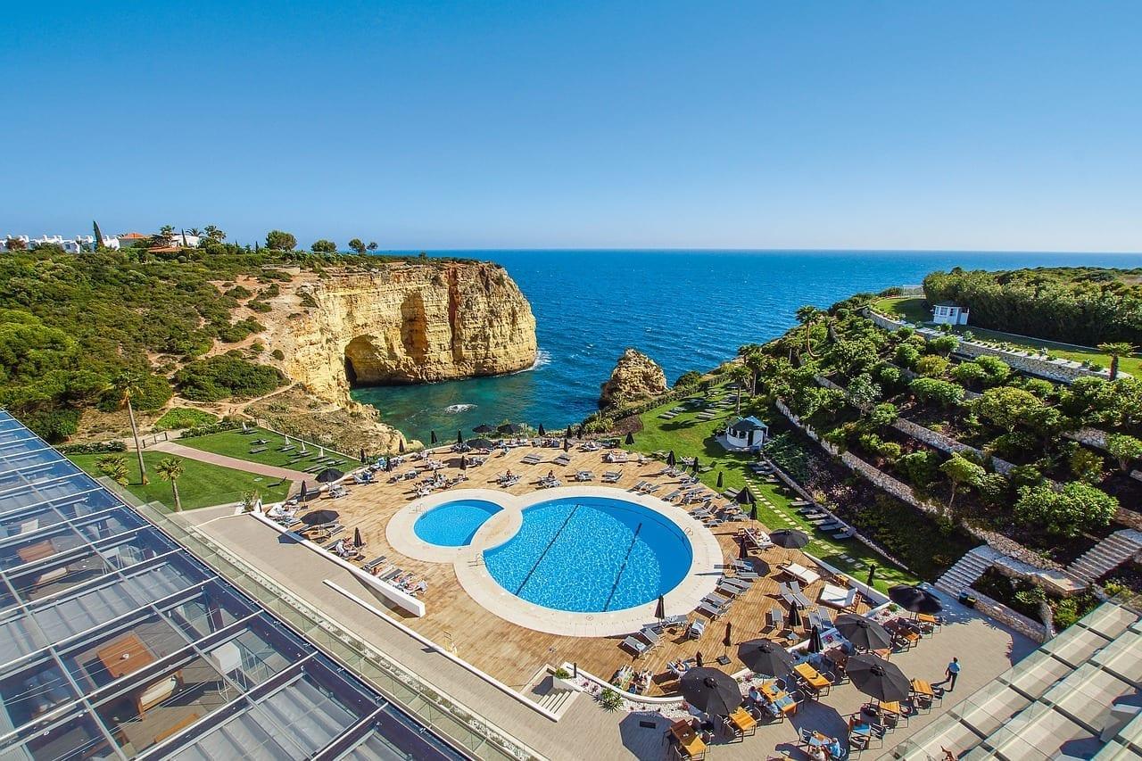 Algarve Hotel Carvoeiro Portugal