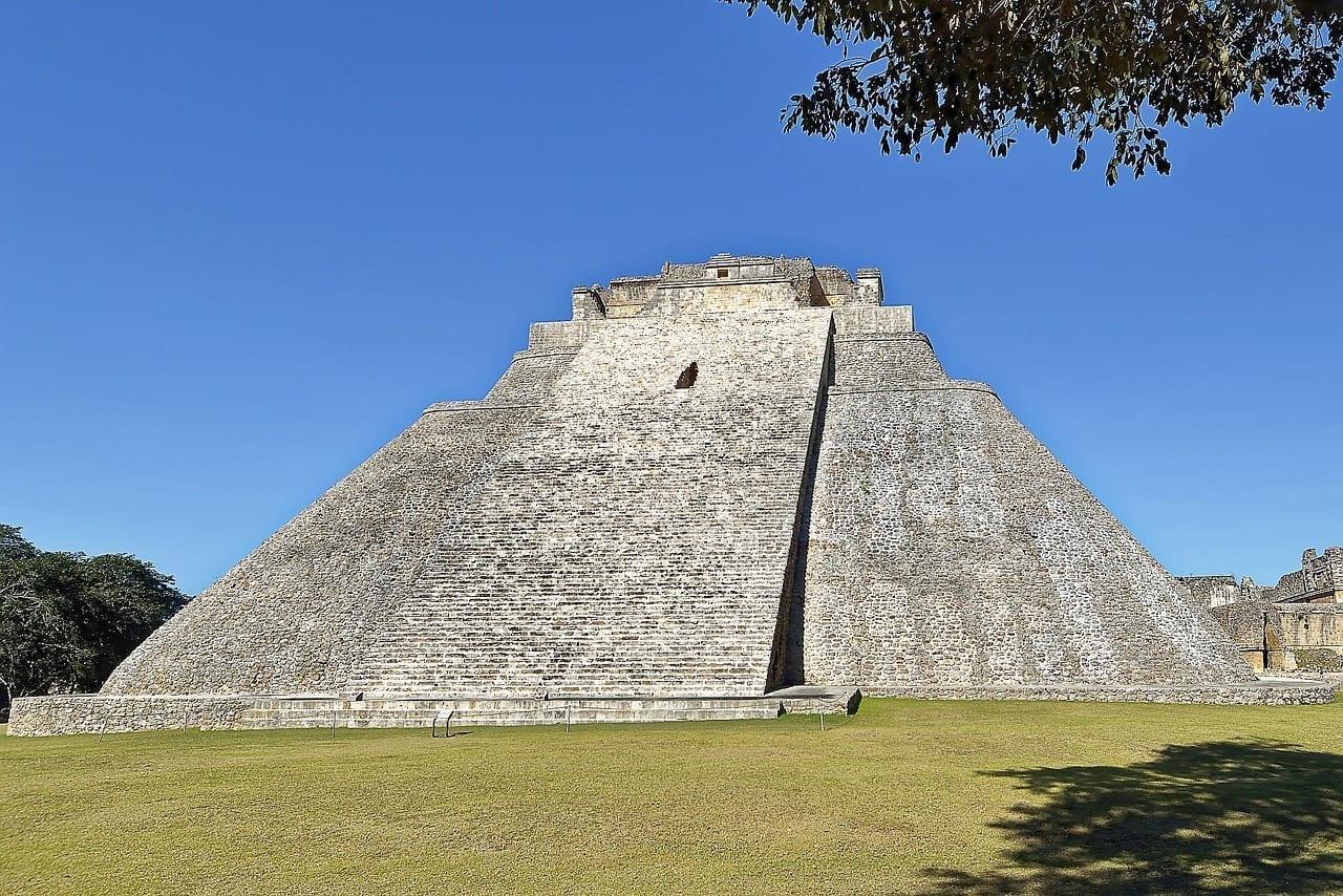 América Central México Uxmal México