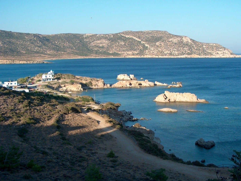 Amopi Kárpatos Grecia