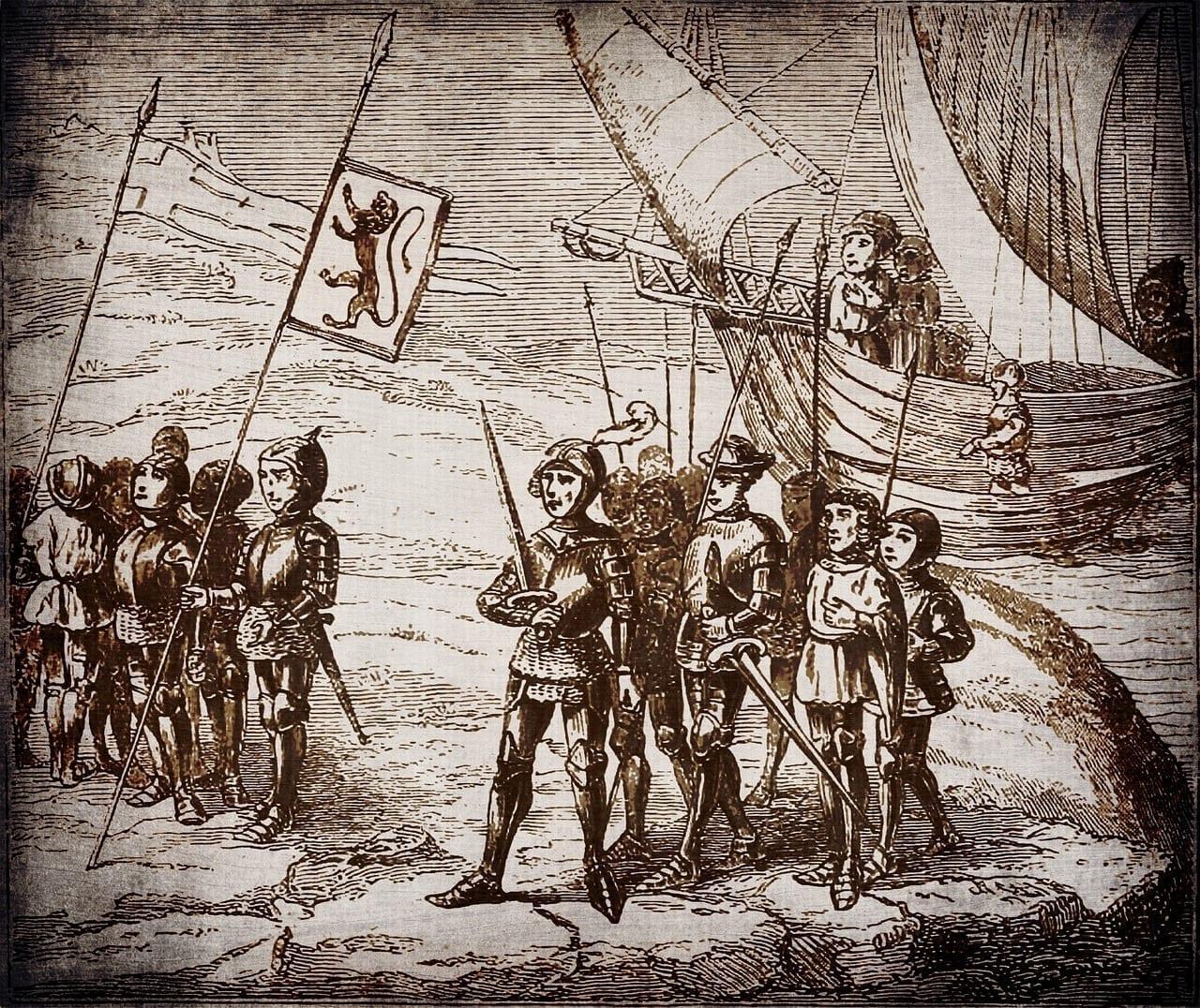 Antigüedad Conquista Fuerteventura España