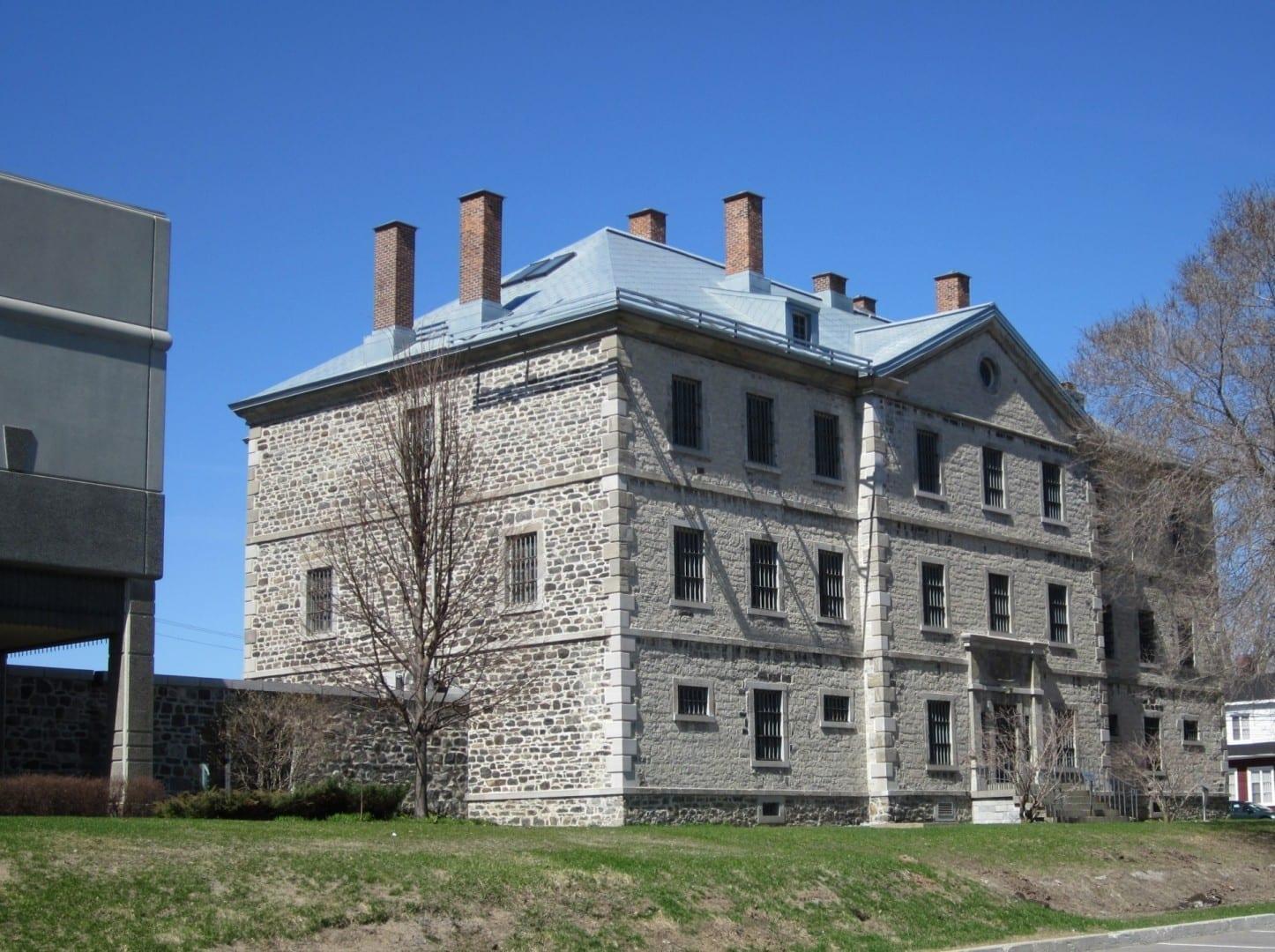 Antigua prisión de Trois-Rivières Trois-Rivières Canadá