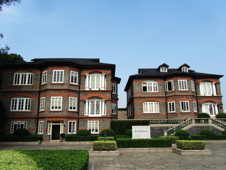 Antiguo Consulado Británico en Zhenjiang Zhenjiang China