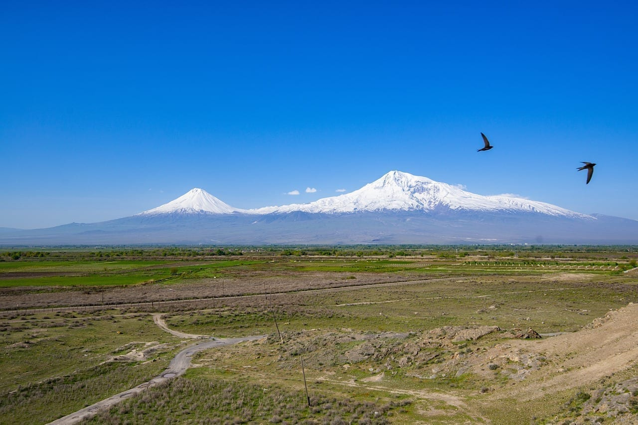 Ararat Armenia Paisaje Colombia
